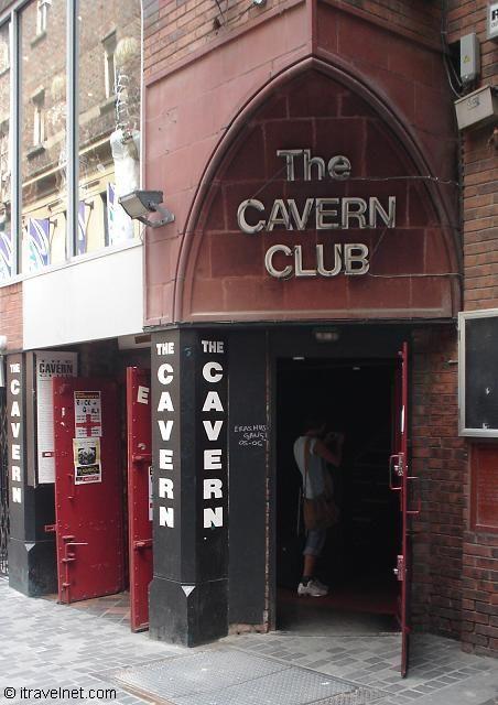 Liverpool England, The Cavern Club. 2013