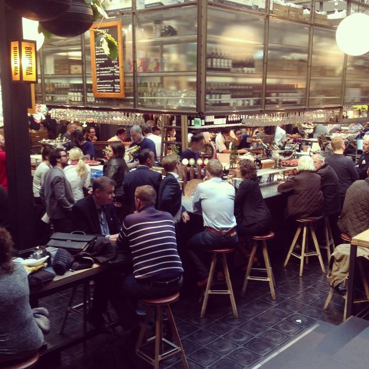 Boqueria in Mood Stockholm
