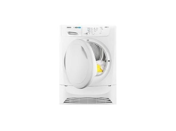 Zanussi zdc8202p white shower utility room tumble - Cool things to buy for your room ...