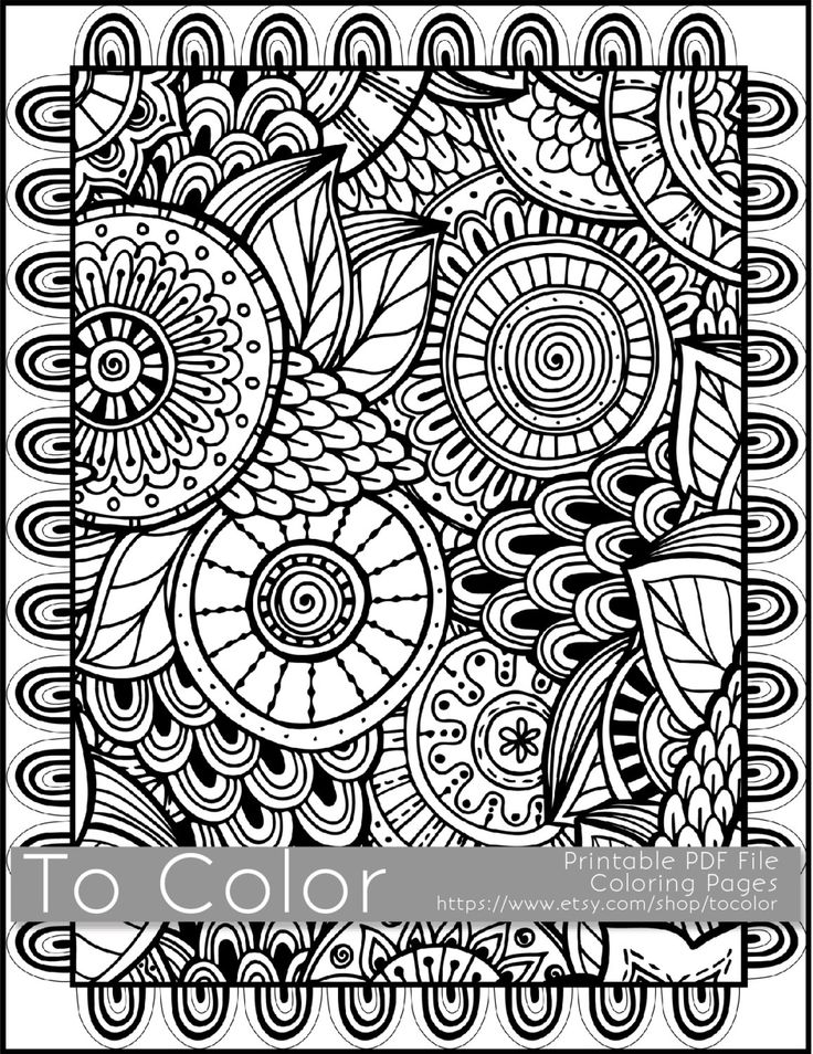 It is an image of Nerdy Adult Coloring Book Pdf
