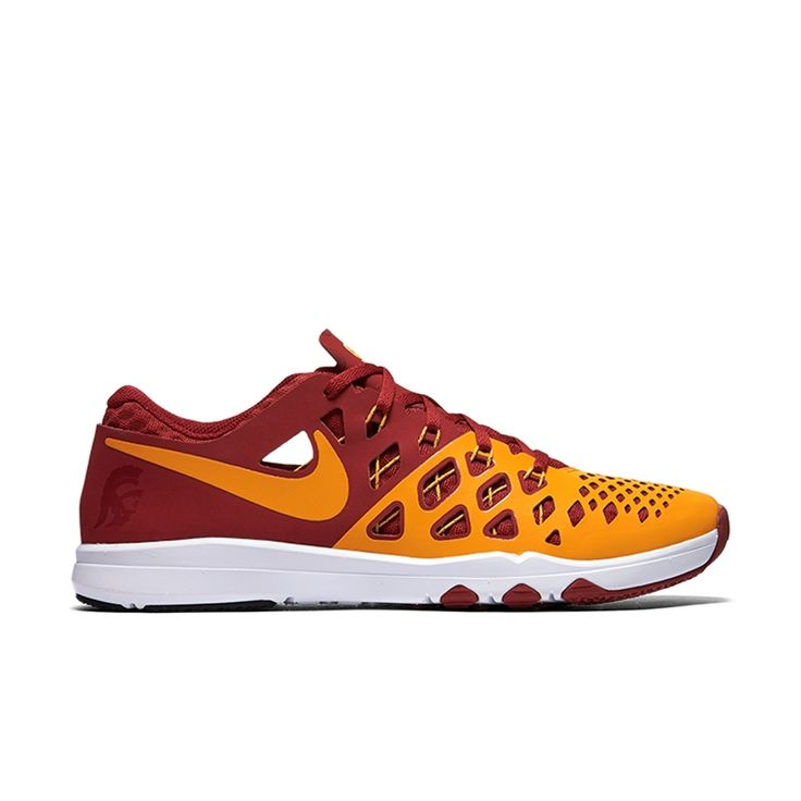check out 6eafd 4495c ... USC Cardinal Gold Nike Train Speed 4 Amp Shoe - USC Bookstores ...