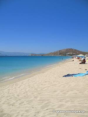 Agios Prokopios beach ~ Naxos