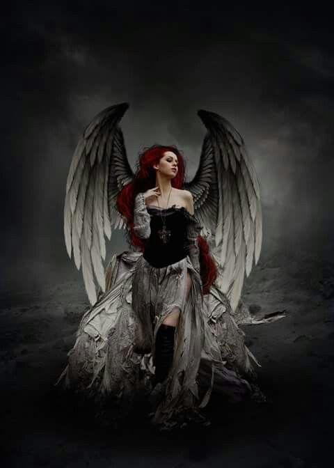 Noble Tattered Angel