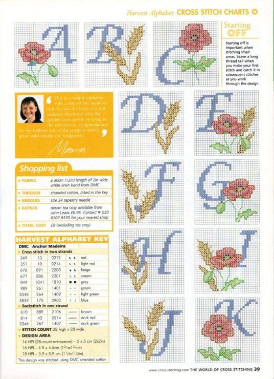 Gallery.ru / Фото #5 - The world of cross stitching 062 сентябрь 2002 - WhiteAngel