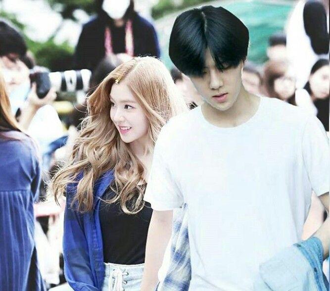 sehun and irene dating