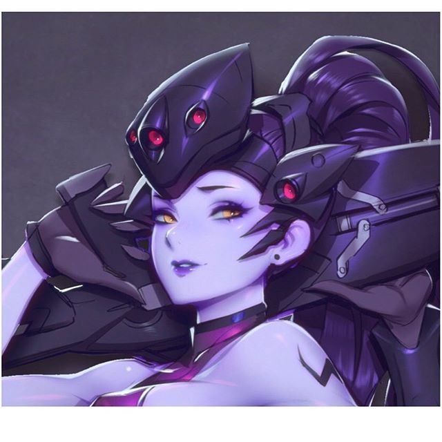 Overwatch Gnade X Widowmaker