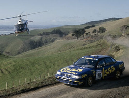 Subaru Legacy - WRC 1993