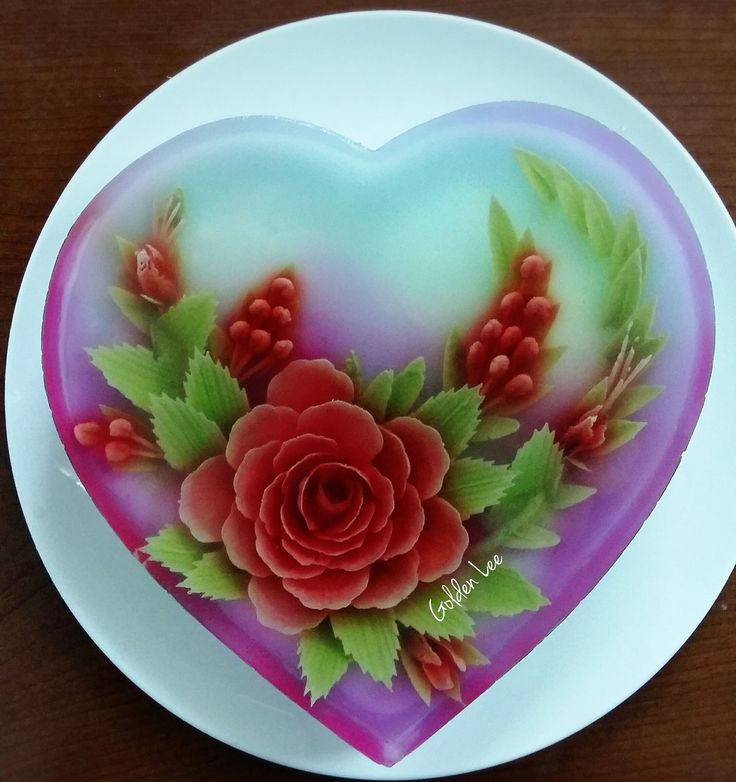 Best d jelly cakes images on pinterest cake