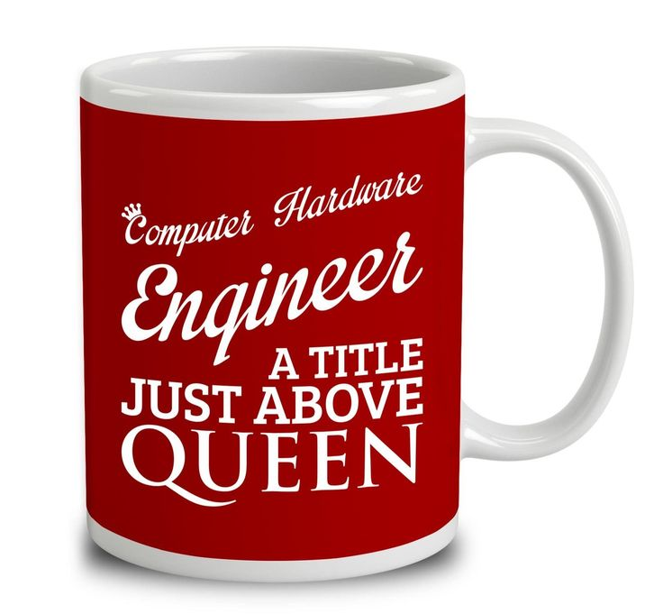 Computer Hardware Engineer A Title Just Above Queen
