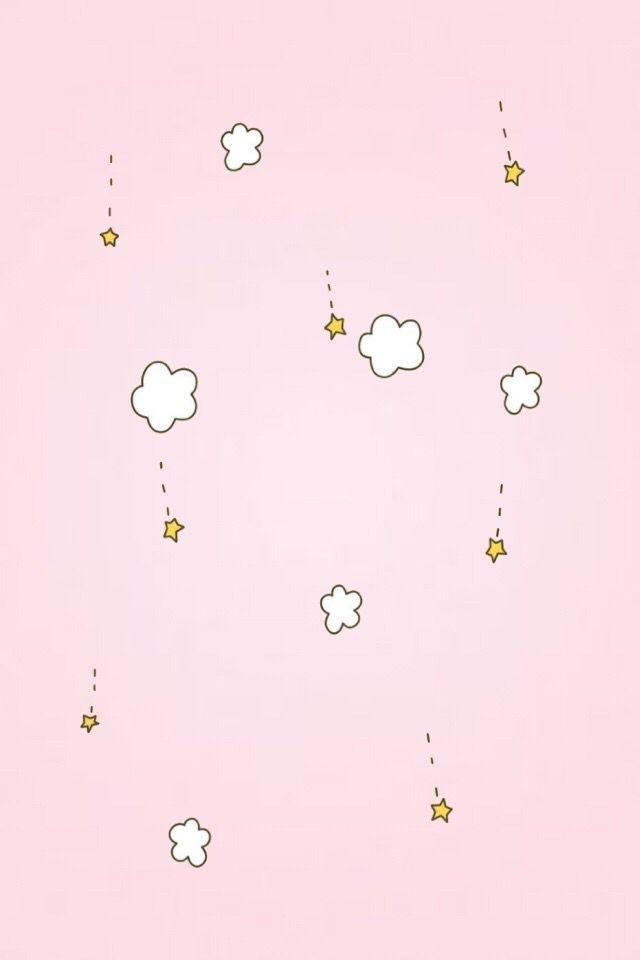 Pin By Boo Laaaaaahhhhh On Wallpapers Pink Wallpaper Ipad Kawaii Wallpaper Cute Wallpapers For Ipad
