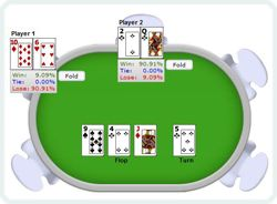 Probabilities of poker hands texas hold em