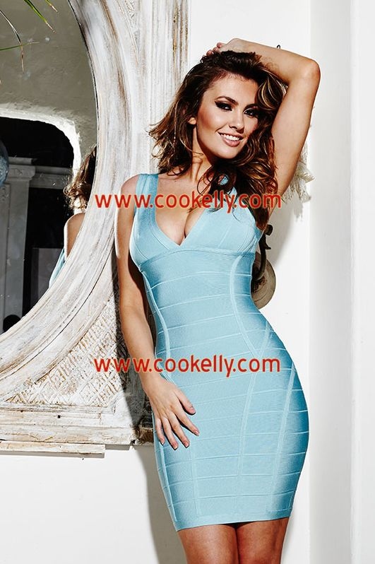 Cookelly Bandage Dress http://www.cookelly.com/cookelly-bandage-dress-333137.html