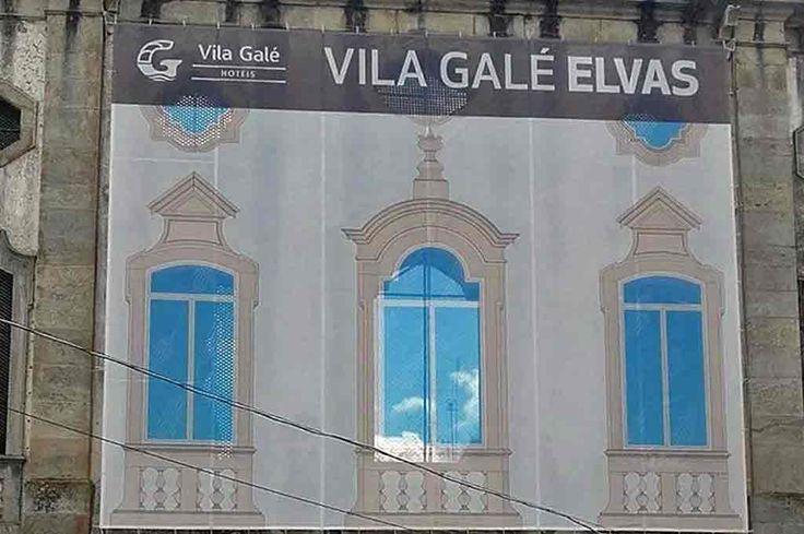 Arrancaram as obras do Hotel Vila Galé Elvas Spa & Conference | Elvasnews
