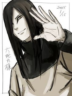 〖 TAGS: Naruto, Orochimaru 〗                                                                                                                                                                                                                                                                      2 Repin