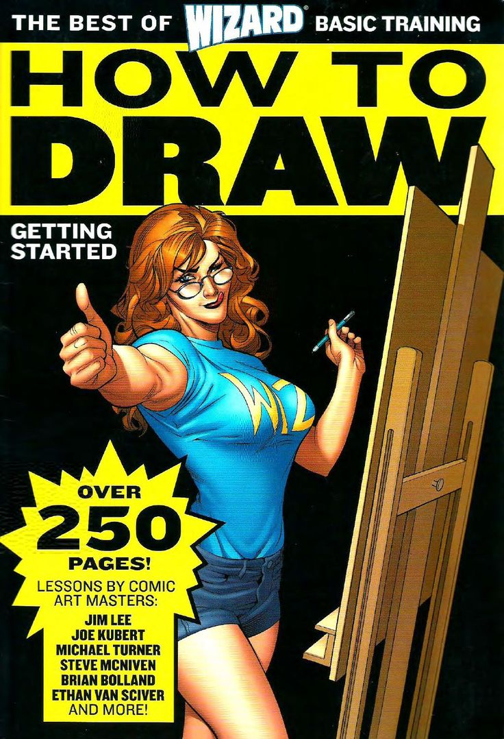 Wizard How To Draw Getting Started