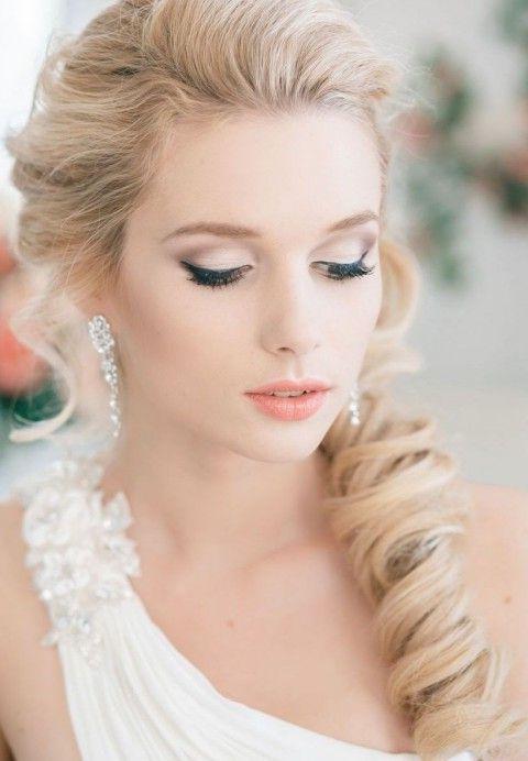 Helles und frisches Braut Make-up!