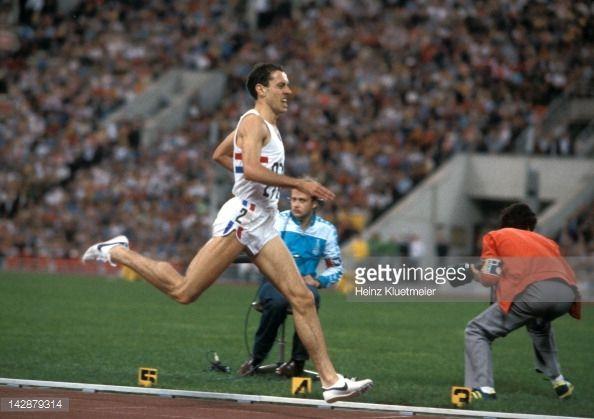 Great Britain Steve Ovett (279) in action during Men's 800M Final at Central Lenin Stadium. Heinz Kluetmeier X24708 TK6 R21 F5 )