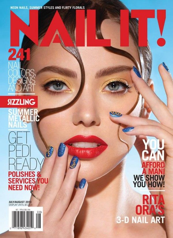 10 best nail it magazin images on Pinterest | Magazine, Journals and ...