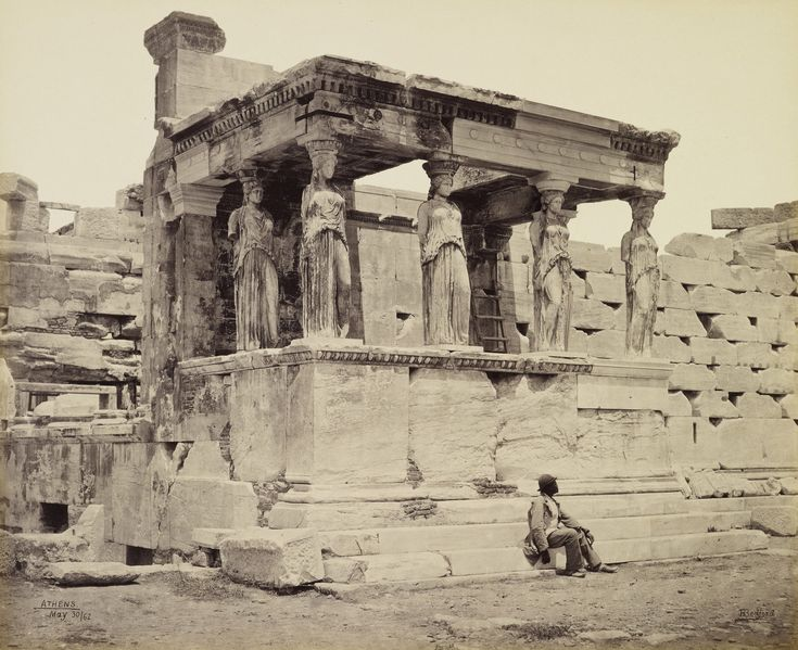 Greece in 1862- Photos taken by the Prince of Wales