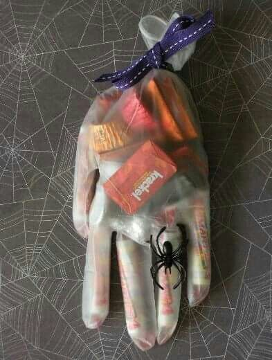 Traktatie halloween