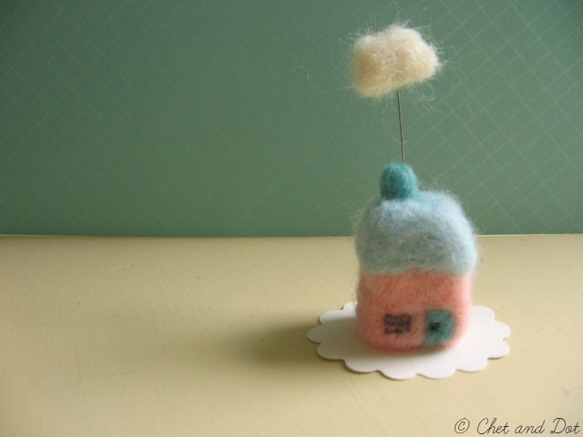 Cloud Cottage of Wool
