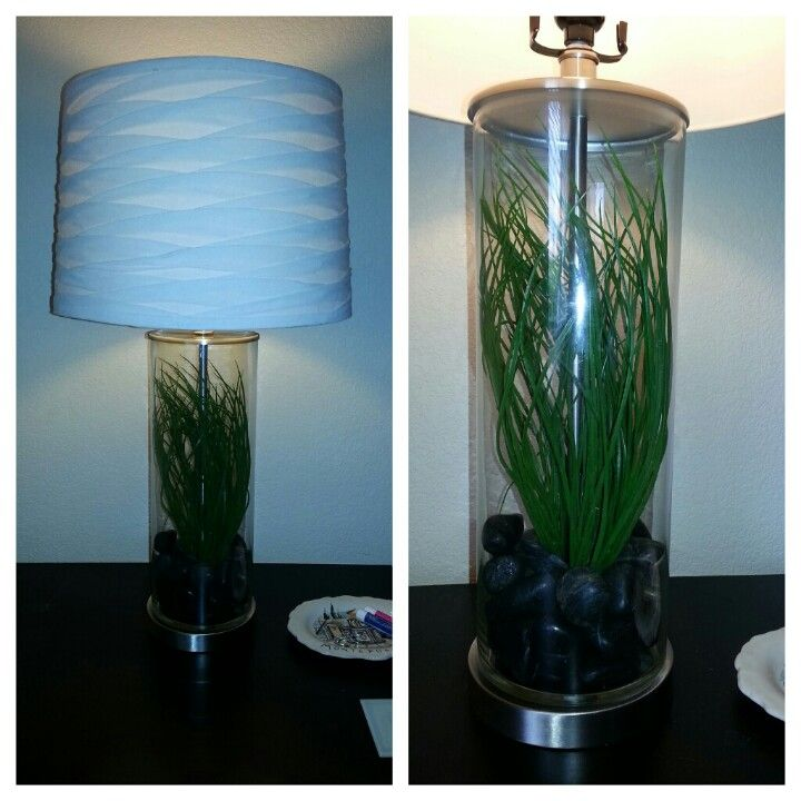 lamp canvas lamp lamp fill grass top fillable lamp colored canvas. Black Bedroom Furniture Sets. Home Design Ideas