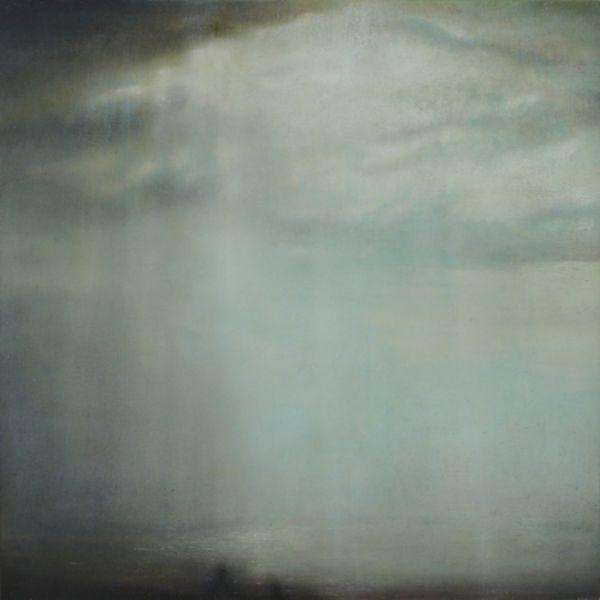 Days End | Oil on Canvas. Richard Whadcock