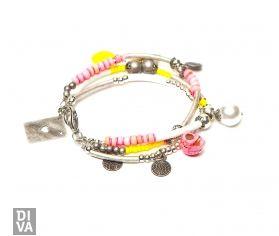 Sugarz - Armband - Neon Tube Bracelet