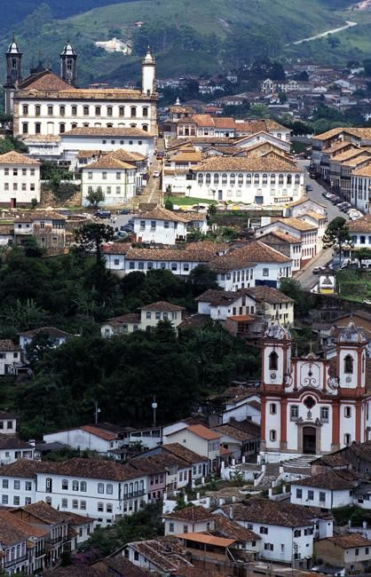 Ouro Preto, Minas Gerais, Brazil (Check- an awesome weekend getaway close to home!!)