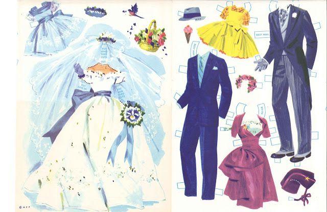 110 best sueños de papel images on pinterest | paper toys, vintage