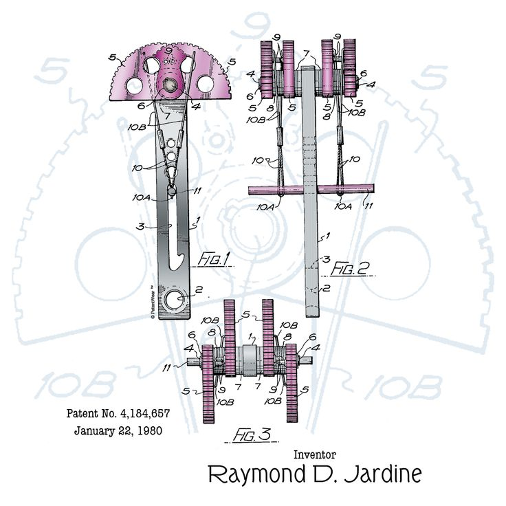 Jardine Cam— an original patent art design by PatentWear, available on 9 different mens'/unisex t-shirt colors. See more of The Story at www.patentwear.com.