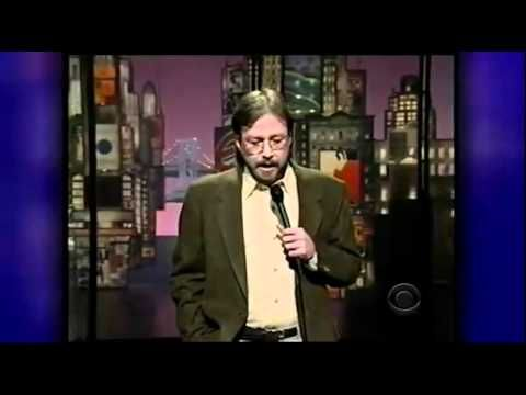 Bill Hicks ★ BANNED Last Appearance on the Late Night David Letterman Show ♥ Guest Mary Hicks - YouTube