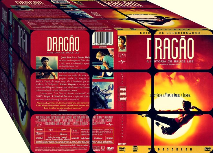 Filme Dragão : a História de Bruce Lee