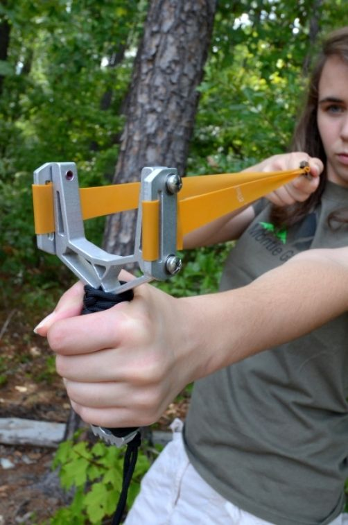....$99.95 Slingshot, Y-Fork will make your kid the coolest, most bad ass kid on the block...