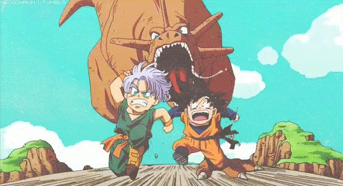 |★| little Trunx & Goten |亀| click 2x for animated pic.