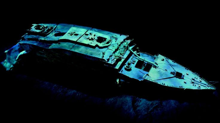 Dr. Robert Ballard explores the haunting wreckage of the Titanic strewn over 1,000 acres of seabed. Upcoming Events at National Geographic Live! http://event...