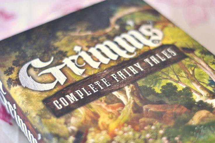 Livro: Grimm's Complete Fairy Tales   Camile Carvalho   #camilecarvalho