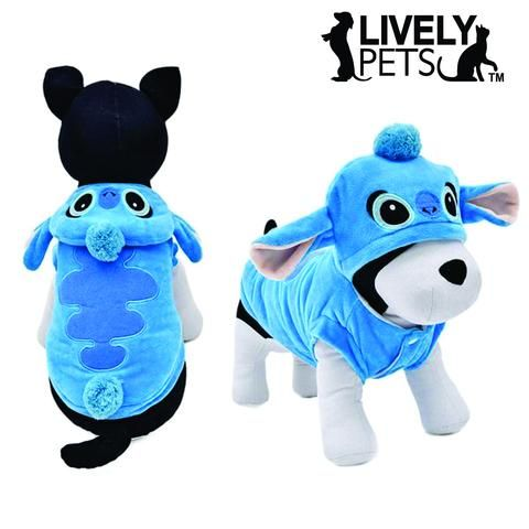 "STITCH Costume from ""Lilo and Stitch"" for Dogs and Cats 