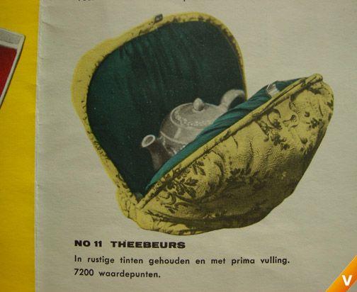 Van Nelle - Theebeurs of theemuts