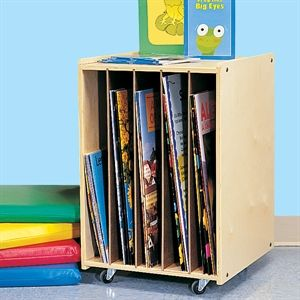 Calloway House. Big Book Storage Cube