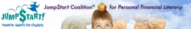 Jump$tart Coalition for Personal Financial Literacy - resources to teach children how to become financially responsible.