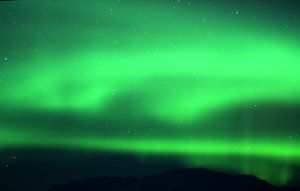 Northern Lights 1 by Esveeka-Stock