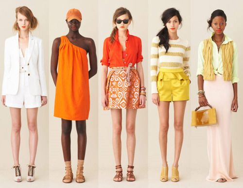Spring/Summer Looks: Fashion Style, Summer Style, Spring Summer, Summer Color, Google Search, Summer Outfits, J Crew Spring 2011 Rtw Jpg, Spring Outfits, Jcrew Spring