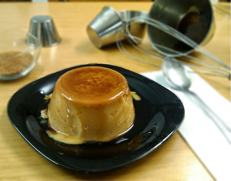 Aprende a preparar un delicioso flan vegano de vainilla de forma sencilla. una receta dulce pero muy sana.