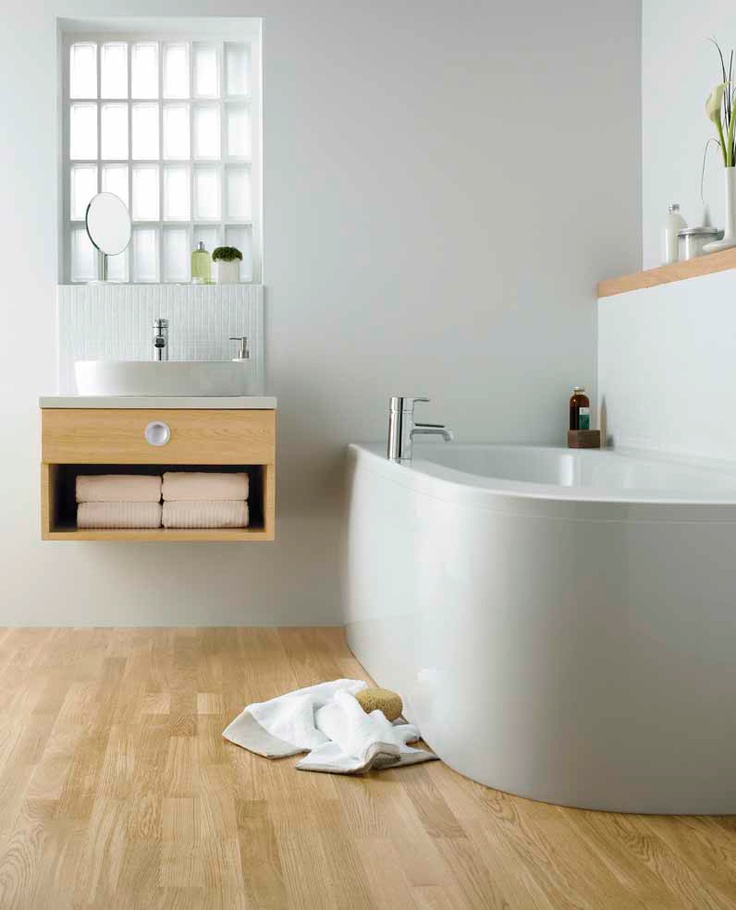 Jasper Morrison Ideal Standard Bathrooms are a subtle combination of  combination of soft squares and oval interiors. Visit  http://www.irishbathrooms.ie to ...
