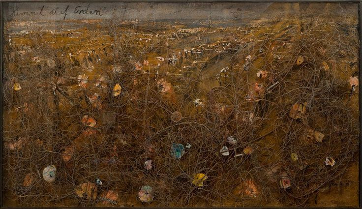 anselm kiefer landscape paintings - Google Search