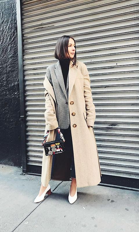 31 Instagram Blogger Outfit Ideas - Winter 2017 - Street Style + Editorial Looks to Copy Now