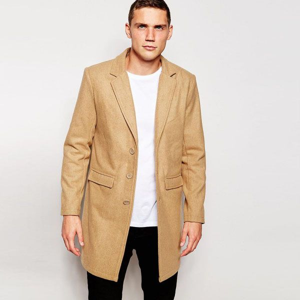 Camel coat €89,99 http://mymenfashion.com/camel-coat.html
