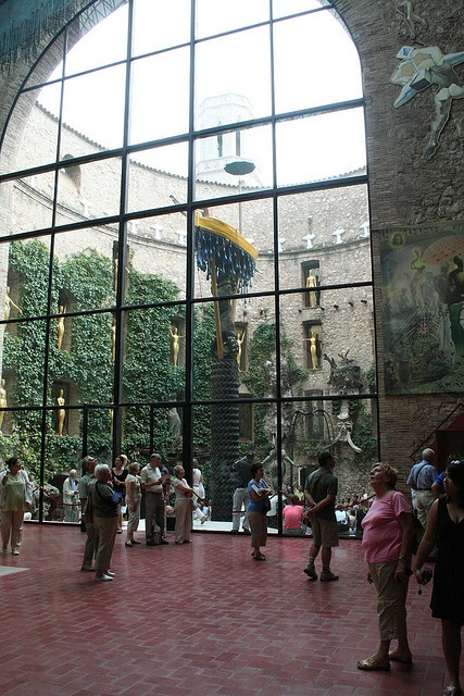 MUSEO DE DALÍ EN FIGURES. CATALUÑA.