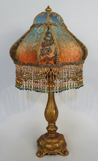 Christine Kilger Victorian Lamps